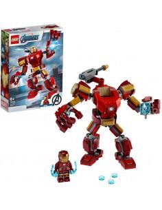 Avengers Iron Man Mech