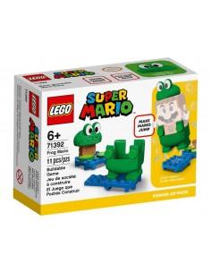 Lego Super Mario - Mario rana