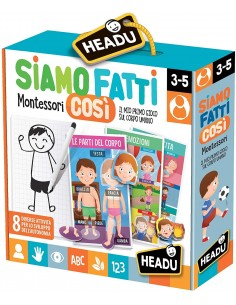 SIAMO FATTI COSI! IT21451