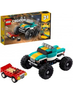 MONSTER TRUCK- LEGO 31101