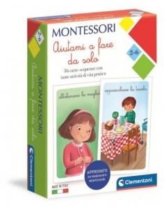 MONTESSORI - CARTE AIUTAMI...