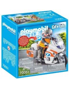 MOTO - PLAYMOBIL