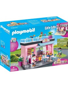 MY CAFE' - PLAYMOBIL