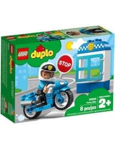 MOTO DELLA POLIZIA - LEGO...