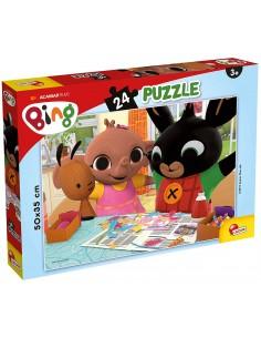Puzzle Plus 24 Pezzi Bing -...