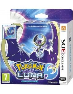3DS POKEMON LUNA LIMITED ED.