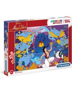 Aladdin-104 Pezzi