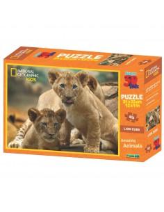 ANIMAL PLANET: AFRICAN LION...