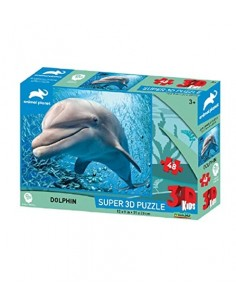 ANIMAL PLANET: DOLPHIN 48 PZ