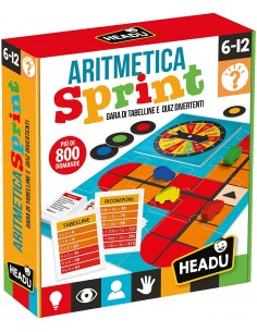 ARITMETICA SPRINT IT25626