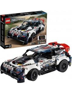 Auto da Rally Top Gear...