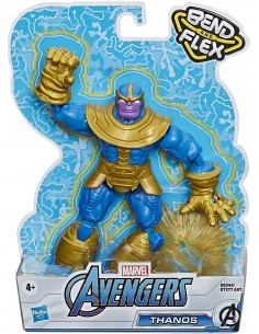 AVENGERS BEND AND FLEX THANOS