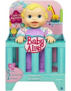 BABY ALIVE SALTELLA E RIDE