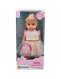 Bambola parla e cammina 43cm