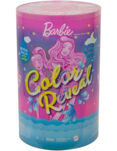 Barbie Color Reveal Mega...