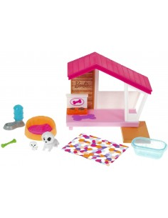 Barbie Mini Playset - Dog...