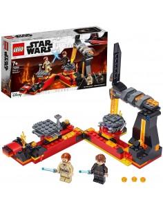 Duello su Mustafar - Lego...