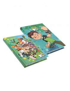 BEN10 18 NT DIARIO F.TO STAND