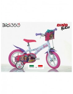 "BICICLETTA 12"" BARBIE"