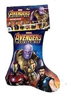 Calza Avengers  - 2019