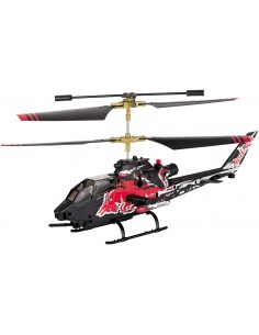 HELICOPTER 2,4 GHZ RED BULL...
