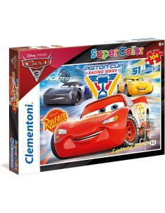 Cars 3,104 Pezzi