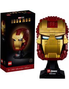 Casco di Ironman- LEGO 76165