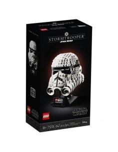 Casco di Stormtrooper-LEGO...