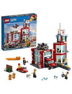 CASERMA DEI POMPIERI - LEGO...