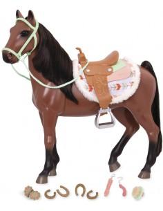Cavallo Buckskin Horse,...