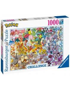 Challenge Puzzle Pokemon...