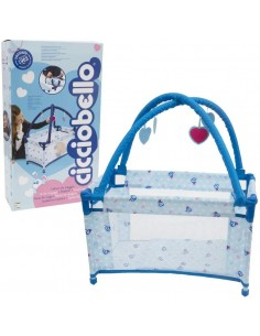 CICCIOBELLO TRAVEL BED
