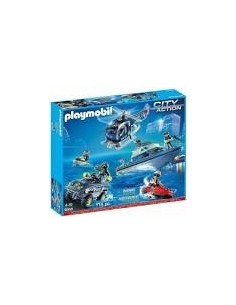CITY ACTION SET POLIZIA -...