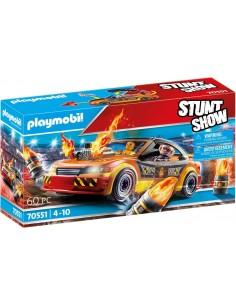 Playmobil - Crash Car, 70551