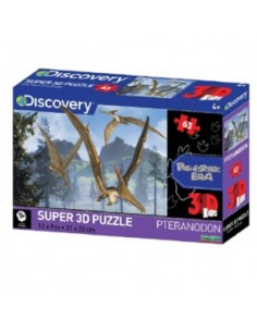 DISCOVERY: PTERANODON 63 PZ