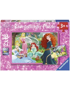 DISNEY PRINCESS 2 PUZZLE...