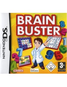 DS BRAIN BUSTER PACK