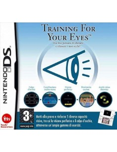 DS TRAINING FOR YOUR EYES