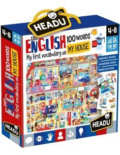 EASY ENGLISH 100 WORDS MY...