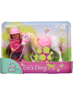 Evi Love - Evi con Pony