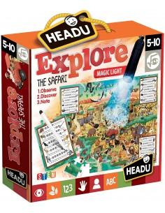 Explore the Safari