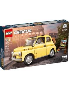 Fiat 500 - LEGO 10271