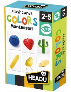Flashcards Colors Montessori