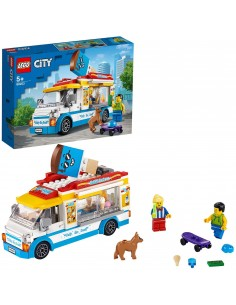 FURGONE DEI GELATI - LEGO...