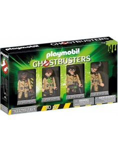 Ghostbuster Collector set...