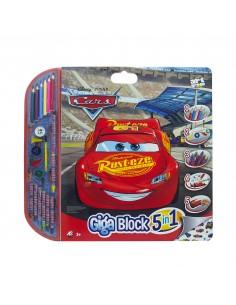 GIGA BLOCK 5IN1 CARS
