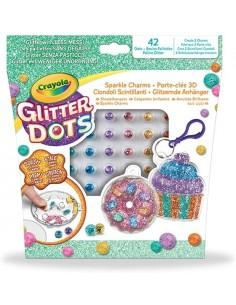 Glitter Dots -  Portachiavi...