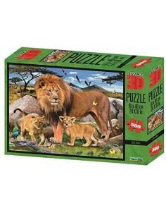 H.ROBINSON: LION PRIDE 500 PZ