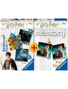 HARRY POTTER MEMORY E PUZZLE