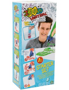 IDO3D VERTICAL STARTER SET...